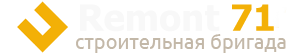 Сайт строительной бригады Тульская область